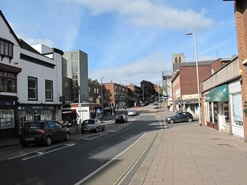 975 SF High Street Shop for Rent  |  South Street, Exeter, EX1