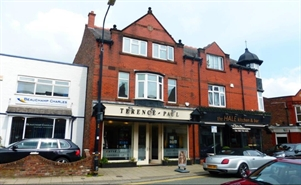 716 SF High Street Shop for Rent  |  147 Ashley Road, Altrincham, WA14 2UW