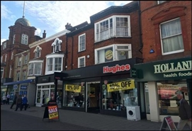 1,452 SF High Street Shop for Rent  |  32 - 33 Market Place, Great Yarmouth, NR30 1LX