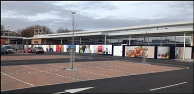 20,817 SF Out of Town Shop for Rent | Unit 2t, Immingham, DN40 2AB