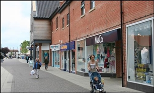 485 SF High Street Shop for Rent  |  Unit 3, Dereham, NR19 1TR