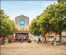 970 SF Shopping Centre Unit for Rent  |  UNIT 24 East Mall, Sheffield, S20 7PQ