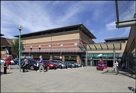 1,489 SF Shopping Centre Unit for Rent  |  Crystal Peaks Shopping Centre, Sheffield, S20 7PQ