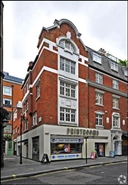 1,465 SF High Street Shop for Rent  |  112 - 114 Wardour Street, London, W1F 0TS
