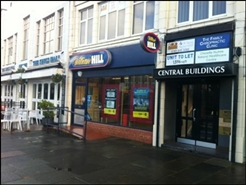 912 SF High Street Shop for Rent  |  Central Buildings, Cheadle, SK8 5AF