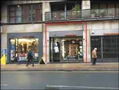 833 SF High Street Shop for Rent | Smithfield Building, Manchester, M4 1PD