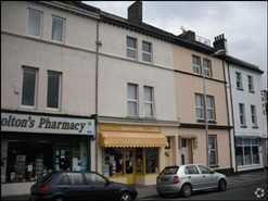 462 SF High Street Shop for Sale  |  21 Bishops Place, Plymouth, PL1 3BW