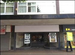 1,579 SF High Street Shop for Rent  |  45 Warrington Street, Ashton Under Lyne, OL6 7JG