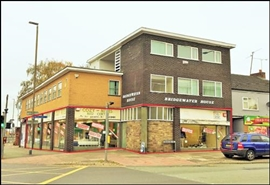 2,717 SF High Street Shop for Rent  |  Bridgewater House, Crewe, CW2 7EH