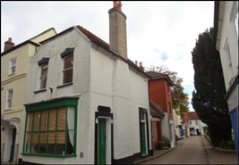 356 SF High Street Shop for Sale  |  Peel House, Wimborne, BH21 1LB