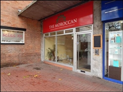 526 SF High Street Shop for Rent  |  2D Bird Street, Lichfield, WS13 6PR