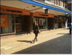 654 SF Shopping Centre Unit for Rent  |  Unit 39, St Georges Shopping Centre, Gravesend, DA11 0TA