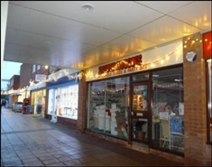 670 SF High Street Shop for Rent  |  St Johns Way Shopping Precinct, Solihull, B93 0LE