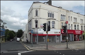 1,326 SF High Street Shop for Rent  |  99 Mutley Plain, Plymouth, PL4 6JJ