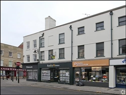 567 SF High Street Shop for Rent  |  3A Appleton Gate, Newark On Trent, NG24 1JR