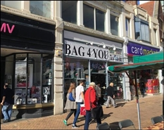 1,273 SF High Street Shop for Rent  |  94 High Street, Bromley, BR1 1EY