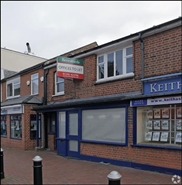 483 SF High Street Shop for Rent  |  18 St Thomas Road, Brentwood, CM14 4DB