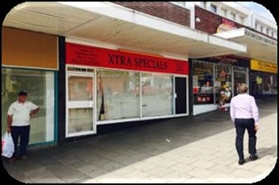 859 SF Shopping Centre Unit for Rent  |  Unit 3, Kettering, NN16 0BL