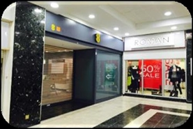 1,168 SF Shopping Centre Unit for Rent  |  Unit 1, Kettering, NN16 8JA