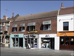 852 SF High Street Shop for Rent  |  121 High Street, Brentwood, CM14 4RX