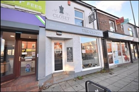 209 SF High Street Shop for Rent | 495 Bury New Road, Manchester, M25 1AD