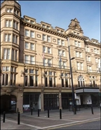 300 SF High Street Shop for Rent | County Hotel, Newcastle Upon Tyne, NE1 5DF