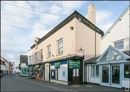 930 SF High Street Shop  |  37 - 37C Swain Street, Watchet, TA23 0AE