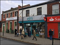 1,949 SF High Street Shop for Rent  |  1 Woodford Road, Bramhall, SK7 1JN