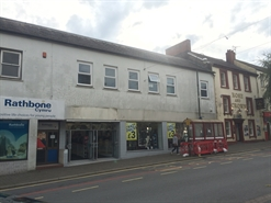 5,431 SF High Street Shop for Rent  |  118/119 Lammas Street, Carmarthen, SA31 3AE