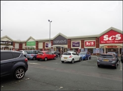 11,137 SF Retail Park Unit for Rent  |  Unit 10, Warrington, WA1 2GZ