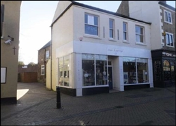 557 SF High Street Shop for Rent  |  49 - 51 Stockwell Gate, Mansfield, NG18 1LA