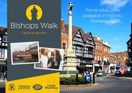 738 SF High Street Shop for Rent  |  97 High Street, Tewkesbury, GL20 5BB