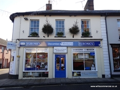 1,319 SF High Street Shop for Rent  |  8 West Street, Wimborne, BH21 1JP