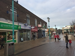 735 SF High Street Shop for Rent  |  38 Derby Road, Huyton, L36 9UJ