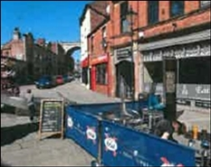 657 SF High Street Shop for Sale  |  35A  - 35B Church Street, Mansfield, NG18 1AF