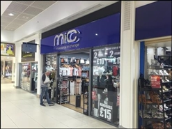 3,438 SF Shopping Centre Unit for Rent  |  4 - 5 The Gates, Crompton Place Shopping Centre, Bolton, BL1 1DF