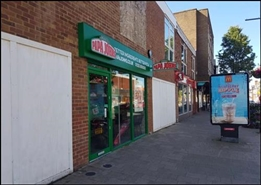 808 SF High Street Shop for Rent  |  183 Fleet Road, Fleet, GU51 3BL