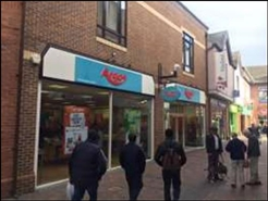 4,098 SF Shopping Centre Unit for Rent  |  Unit 6, Maylord Shopping Centre, Hereford, HR1 2DS