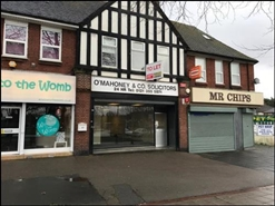 1,245 SF High Street Shop for Rent  |  653 Kingstanding Road, Birmingham, B44 9RH