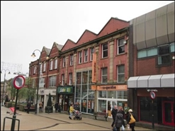 1,602 SF High Street Shop for Rent  |  22 High Street, Oldham, OL1 1JA