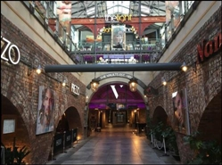 320 SF Shopping Centre Unit for Rent  |  Unit V16b The Vaults Market Place Shopping Centre, Bolton, BL1 2AL