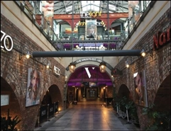 569 SF Shopping Centre Unit for Rent  |  Unit V17, The Vaults, Market Place Shopping Centre, Bolton, BL1 2AL