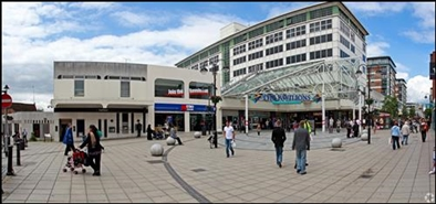 168 SF Shopping Centre Unit for Rent  |  Unit 1a, The Pavilions Shopping Centre, Uxbridge, UB8 1LN
