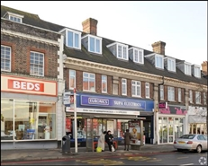 2,886 SF High Street Shop for Rent  |  89 - 91 High Street, West Wickham, BR4 0LS