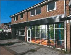 634 SF High Street Shop for Rent   10 The Square, Nottingham, NG12 5JT