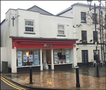 1,000 SF High Street Shop for Rent  |  12 High Street, Maidenhead, SL6 1QJ