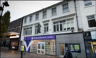 2,517 SF High Street Shop for Rent  |  6 - 8 Saville Row, Newcastle Upon Tyne, NE1 8JE