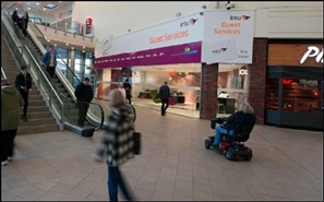 1,418 SF Shopping Centre Unit for Rent  |  Unit 104 - 104a, Intu Metrocentre, Gateshead, NE11 9YZ