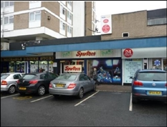 922 SF Shopping Centre Unit for Rent  |  The Lanes Shopping Centre, Sutton Coldfield, B72 1YG