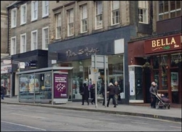 2,256 SF High Street Shop for Rent  |  15 - 19 Hanover Street, Edinburgh, EH2 2DL